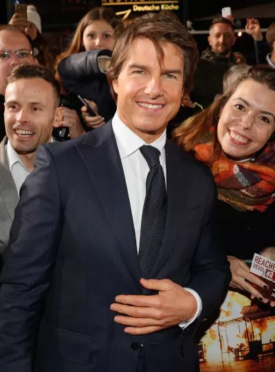 Tom Cruise in Germany