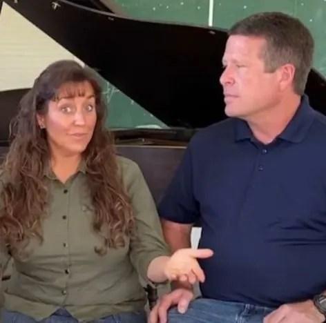 Jim Bob and Michelle Duggar on YouTube