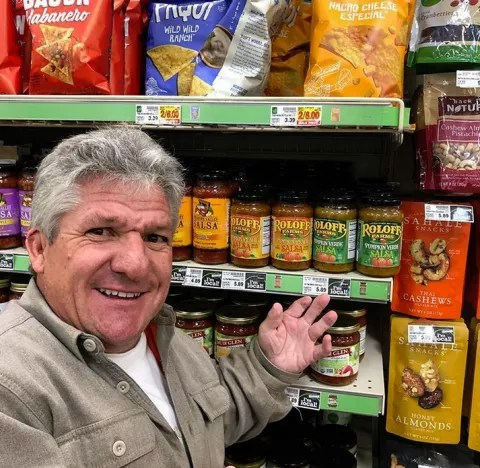 Matt Roloff and Roloff Pumpkin Salsa