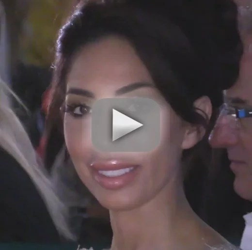 Farrah abraham staged her wardrobe malfunction of course