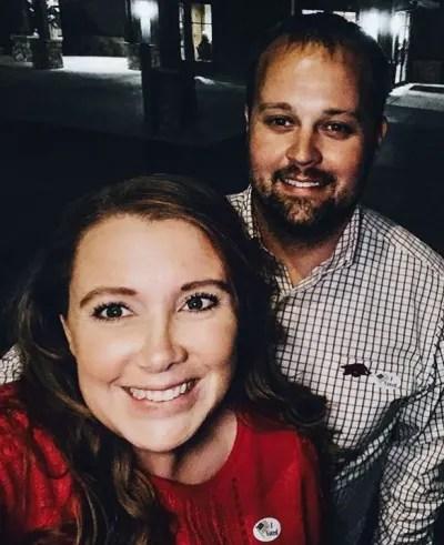Anna and Josh Selfie