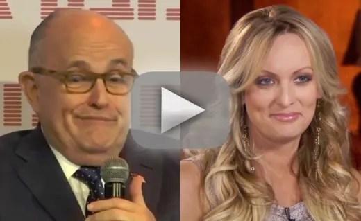 Rudy giuliani slams stormy daniels porn stars are worthless