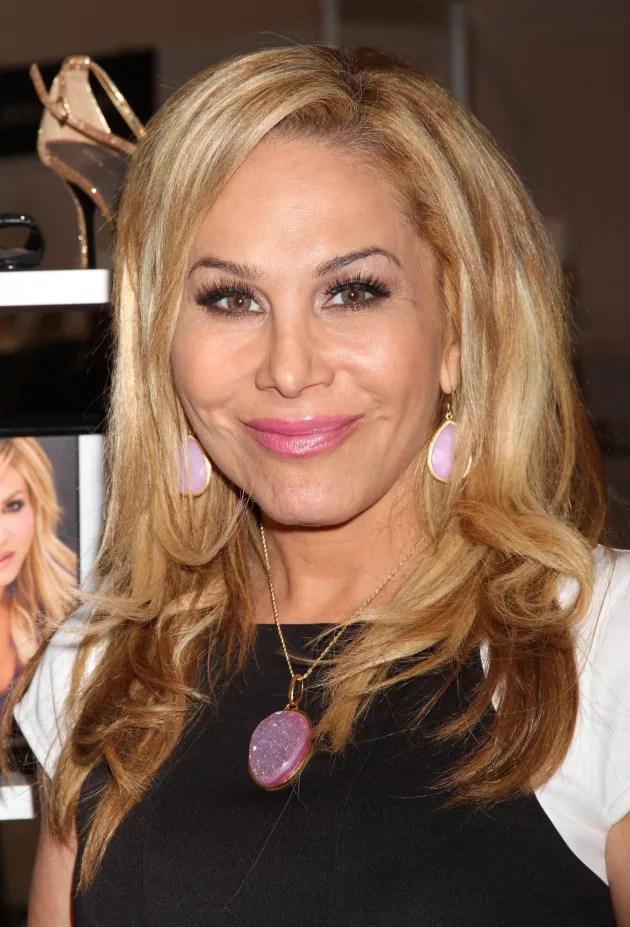 Adrienne Maloof Wins Temporary Custody Accuses Ex Husband