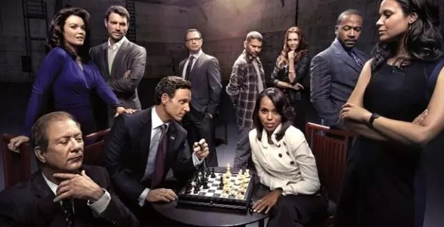 Actors Tv Series Scandal