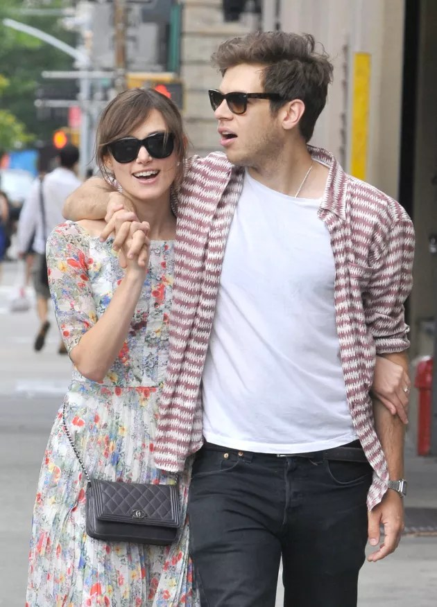 Keira Knightley And James Righton Married The