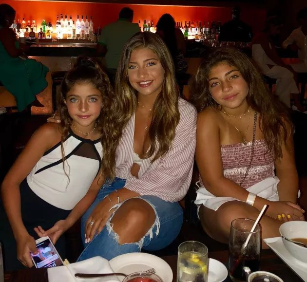Gia Giudice Rallies Support For Dad As Joe Faces