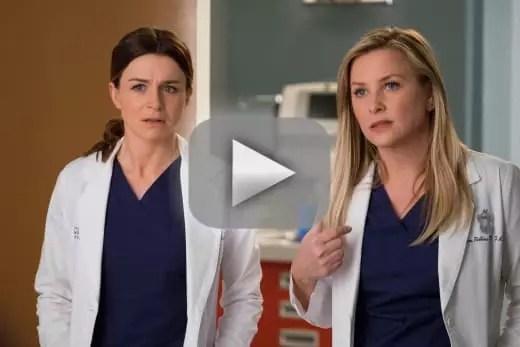 Grey's Anatomy Recap: Did April Kepner Die?! - The ...
