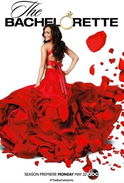 Rachel Lindsay: The Bachelorette Poster