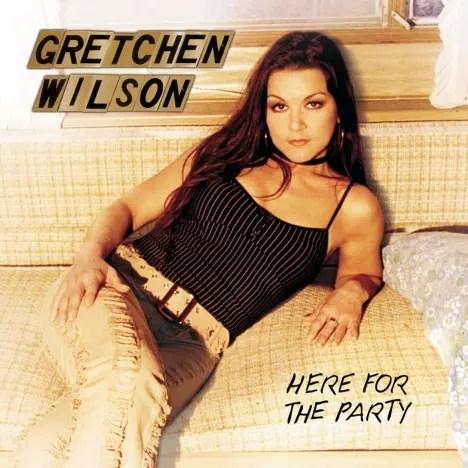 Gretchen Wilson Album Art