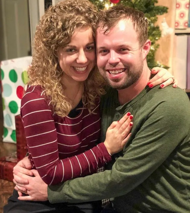 John David Duggar Maybe Hints That Abbie Burnett Is