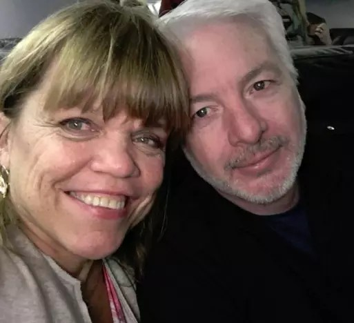 Amy Roloff and Chris Marek, May 2018