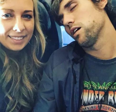 Ryan Edwards and Mackenzie Standifer Photo