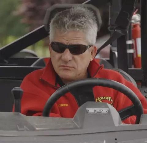 Matt Roloff Drives
