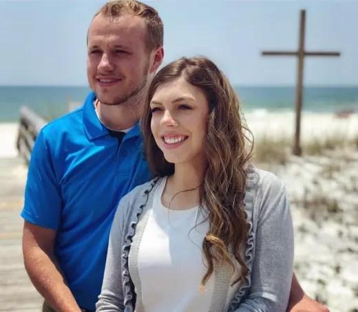 Josiah and Lauren