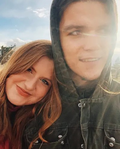 Isabel Rock, Jacob Roloff, and Lens Flare
