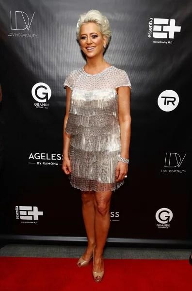 Dorinda Medley Attends Premiere