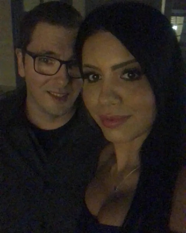 Colt and larissa photo