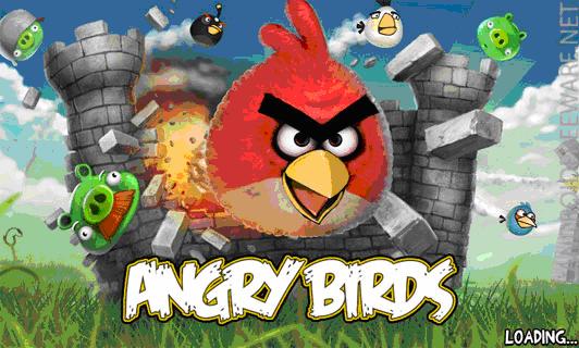 angry b