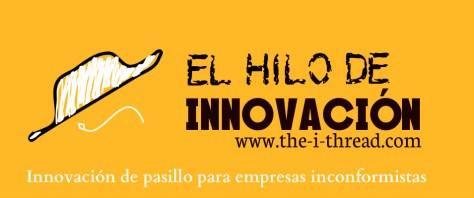 Logo amp-El hilo de innovación