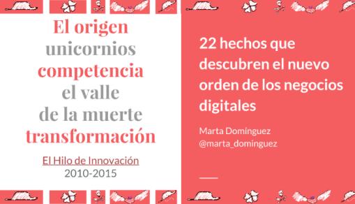 22 hechos del nuevo orden de los negocios digitales