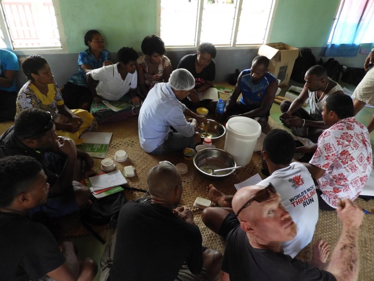 Loving Island indigenous communities