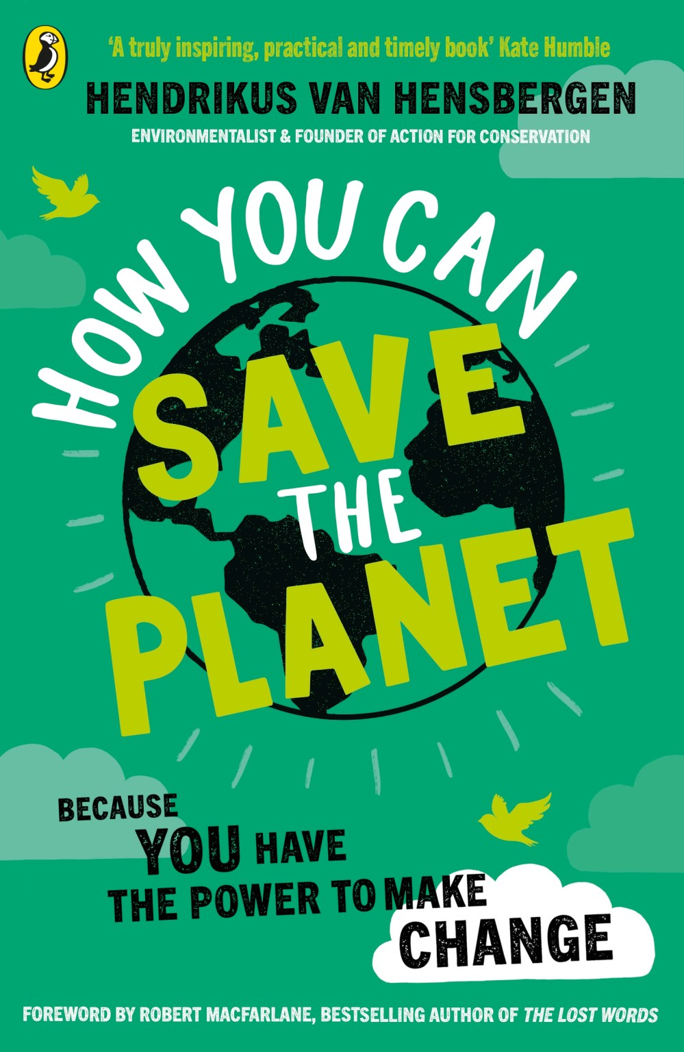 How You Can Save The Planet: Book Review | INKLINE
