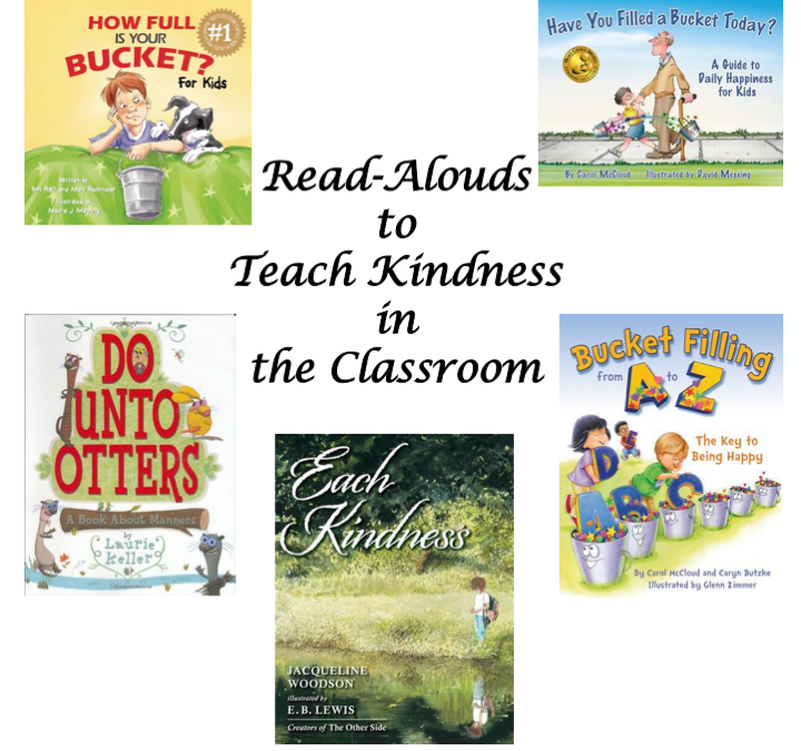 Read-Alouds to Teach Kindness in the Classroom