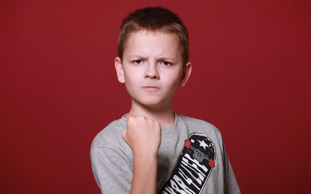 Violent Elementary Students: How to Handle Them