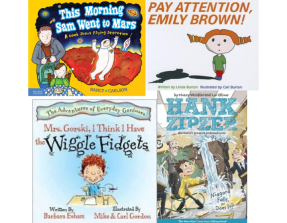 Books about ADHD preview