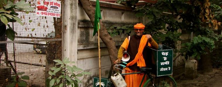 Indian godman