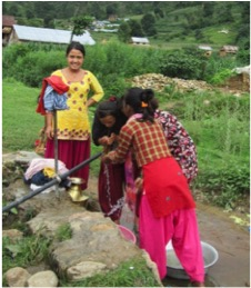Mita in Nepal