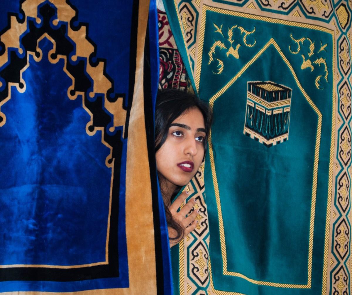 New York based Photographer and Digital Illustrator Ayqa Khan. Photo courtesy: Ayqa Khan