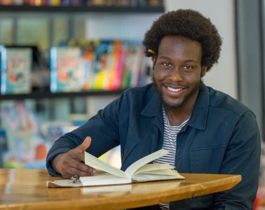 Caleb Femi, Young People's Laureate