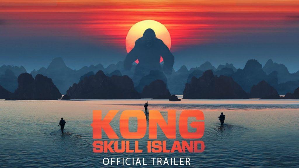 movies shot in ha long bay kong skull island