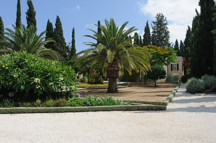 Villa in downtown Haifa