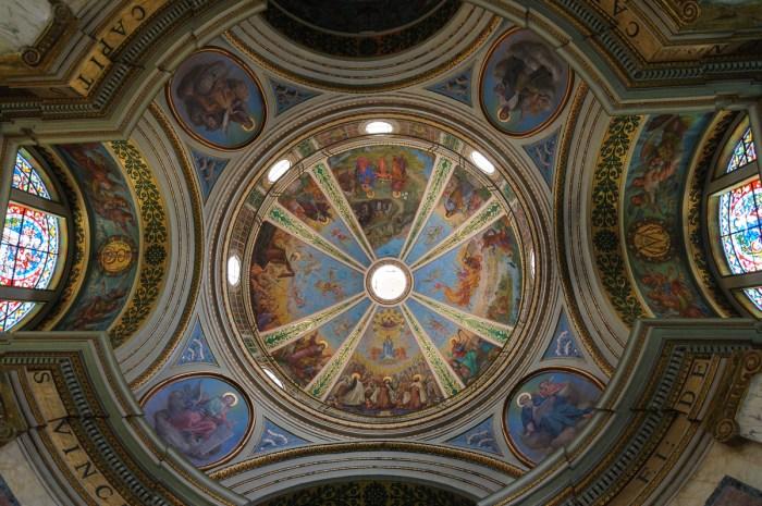 Carmelite Monastry church
