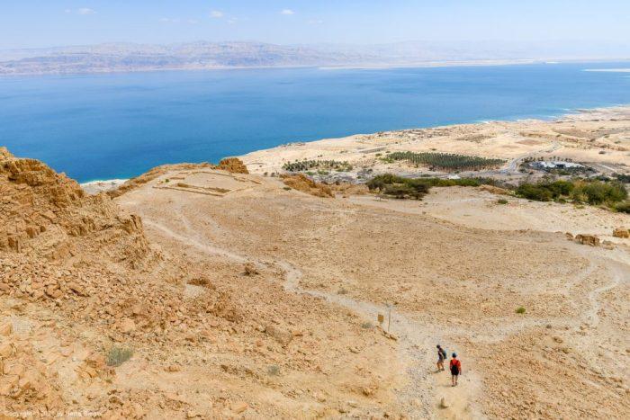 Chalkolitischer Tempel über En Gedi