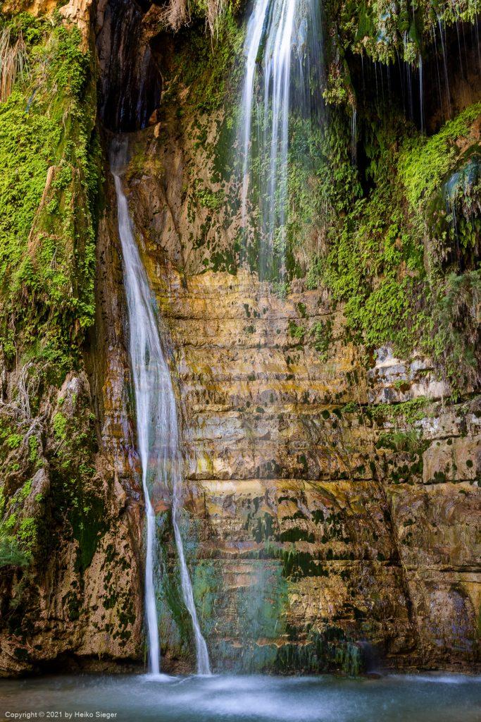 David-Wasserfall