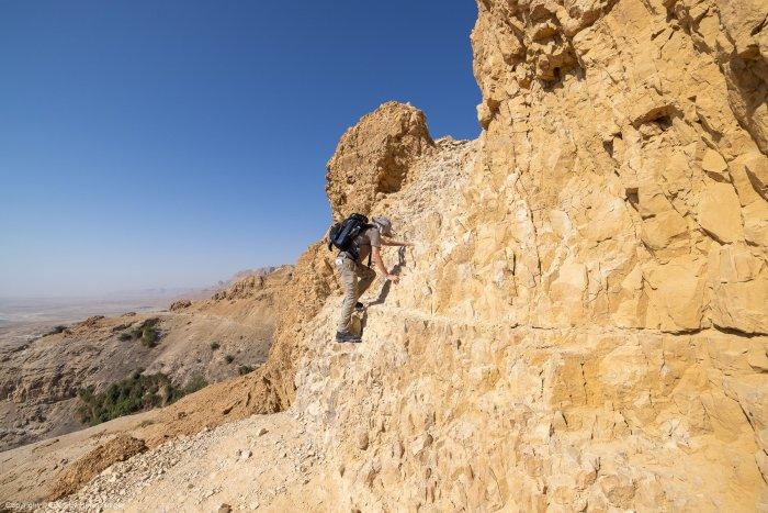 Israel tour guide Heiko - private tours, hiking tours and more