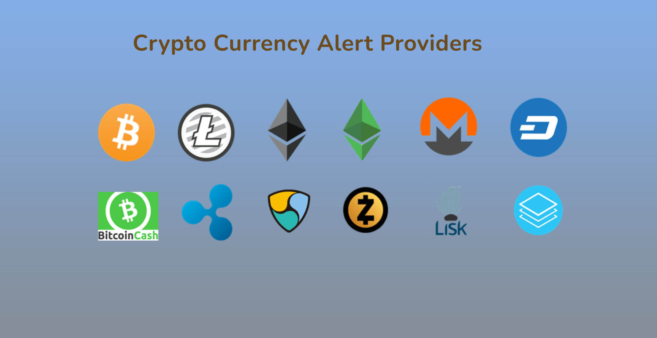 The list of top Crypto Currency Alert Providers - The-Lists of <bold>best</bold> providers