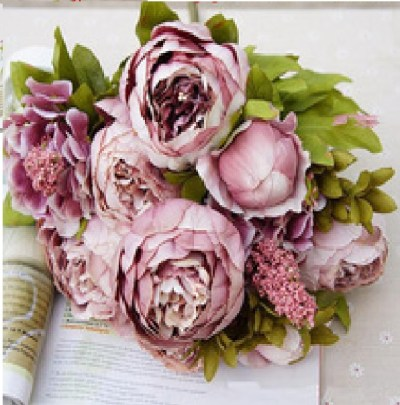 Artifical-flowers-peony-pink-peonies-fake-plants-artificial-the-little-flower-shop-florist-london-uk-delivery-faux-flowers-artificials-purple-big-peony-vintage