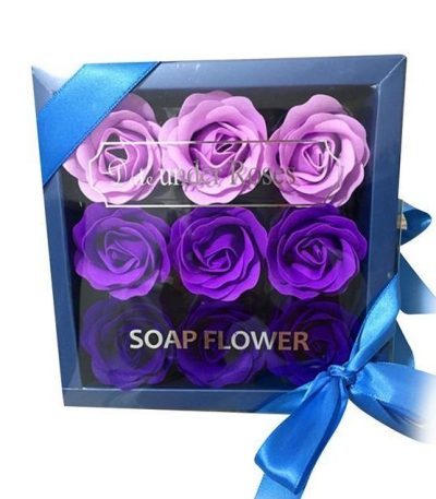 soap-flower-gift-unique-gifts-online-flower-gift-set-with-rose-soap-the-little-flower-shop-PURPLE