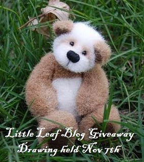 Cute Little Panda Giveaway