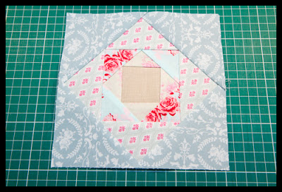 Foundation Paper Piecing For The Terrified – Week 2 Preview