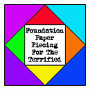 Foundation Paper Piecing For The Terrified – Week 5