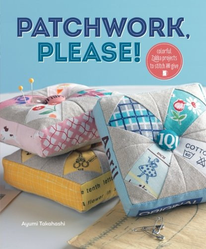 Patchwork, Please! – Book Review