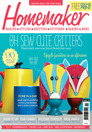 Homemaker Magazine Review