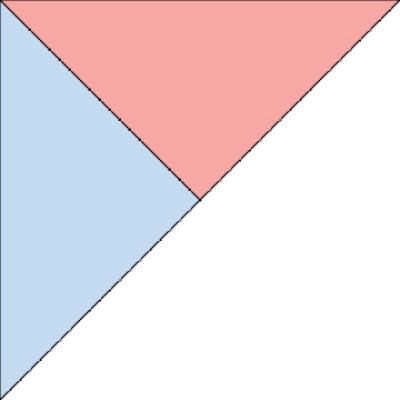 Quilt Making Basics – Quarter Square Triangles | The