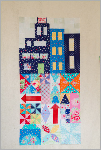 Quilt Making Basics – Precision In Seams – My Small World QAL References