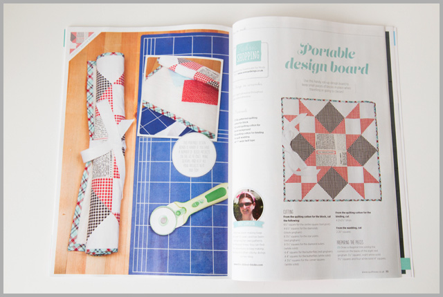Quilt Now Issue 15